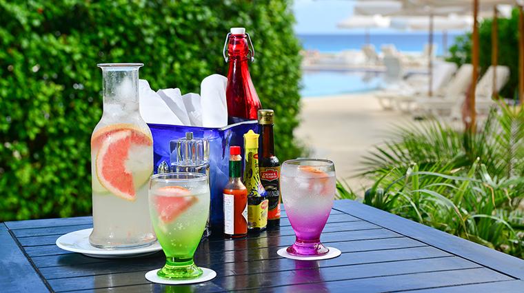 Property LiveAquaCancun Hotel Dining Refreshments GrupoPosadas