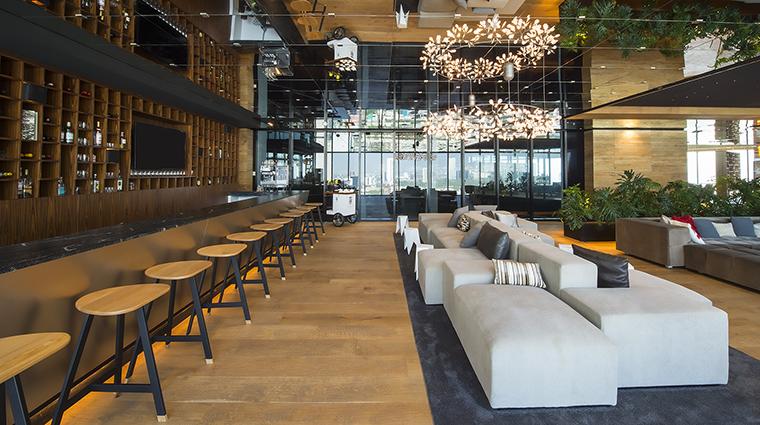 Property LiveAquaMonterreyValle Hotel BarLounge LobbyBar GrupoPosadas