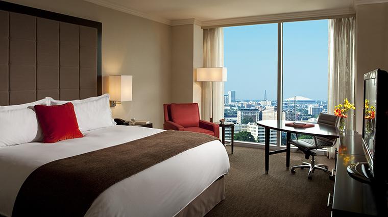Property LoewsAtlanta Hotel GuestroomSuite DeluxeGuestRoom LoewsHotels