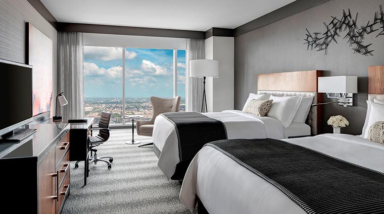 Property LoewsChicagoHotel Hotel GuestroomSuite SuperiorDoubleGuestroom LoewsHotelsResorts