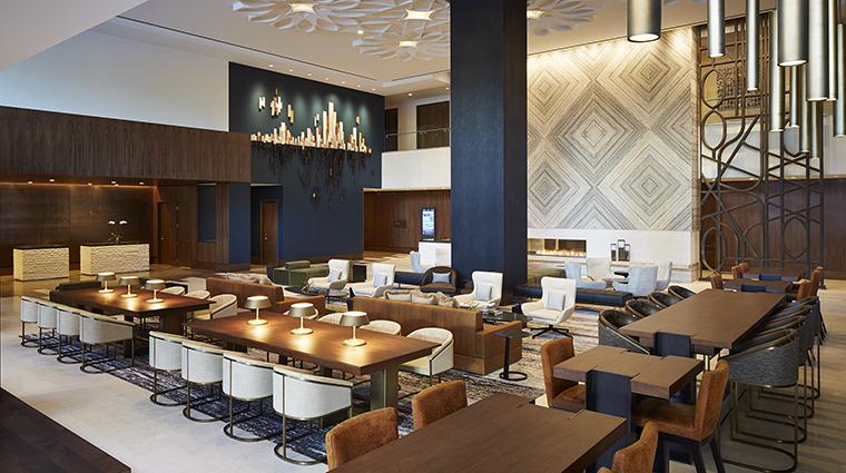 Property LoewsChicagoHotel Hotel PublicSpaces Lobby LoewsHotelsResorts
