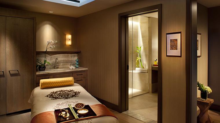 Property LoewsRegencySanFrancisco Hotel Spa TreatmentSuite LoewsHotelsResorts