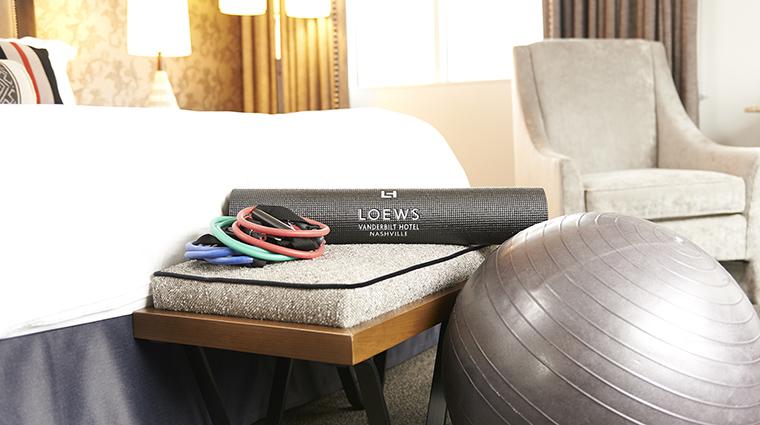 Property LoewsVanderbiltHotel Activites BalancewithErinOprea LoewsHotels&Resorts