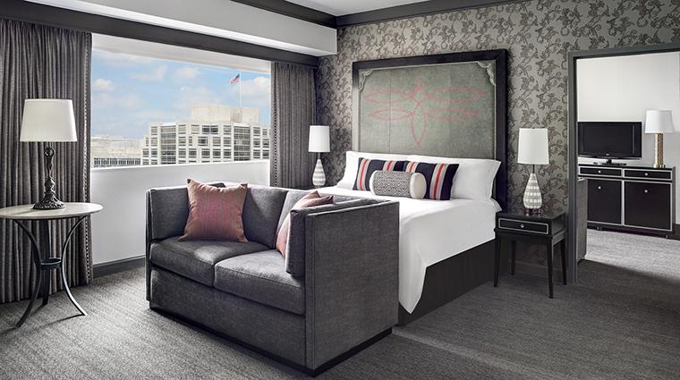 Property LoewsVanderbiltHotel GuestroomSuite ExecutiveSuiteBedroom LoewsHotels&Resorts