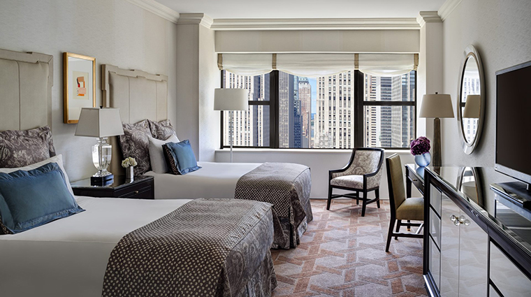 Property LotteNewYorkPalace Hotel GuestroomSuite CathedralViewDoubleRoom LotteNewYorkPalace