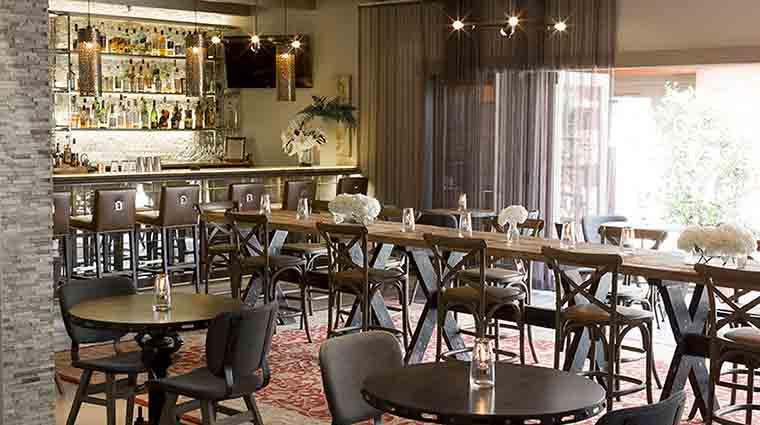 Property LuciaRestaurant&Bar Dining Bar&Lounge BernardusLodge&Spa