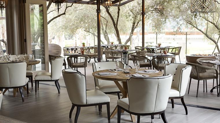 Property LuciaRestaurant&Bar Restaurant Dining DiningRoom2 BernardusLodge&Spa