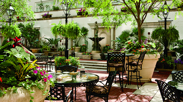 Property MBistro Restaurant Dining Courtyard TheRitzCarltonHotelCompanyLLC