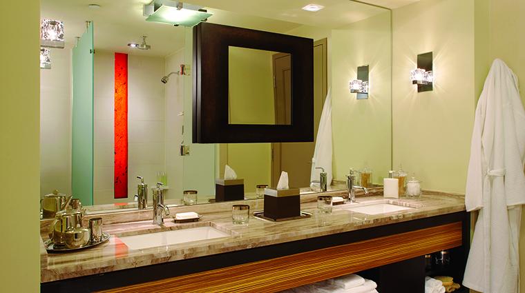 Property MGMGrandDetroit Hotel GuestroomSuite LuxuryKingBath MGMResortsInternational