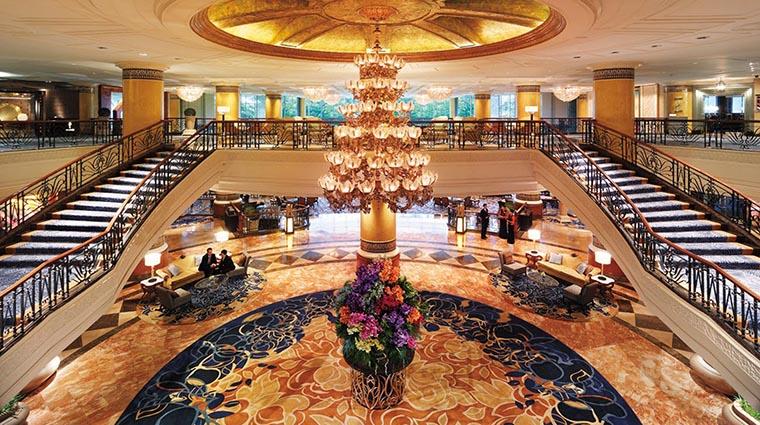 Property MakatiShangriLa Hotel PublicSpaces MainLobby ShangriLaInternationalHotelManagementLtd