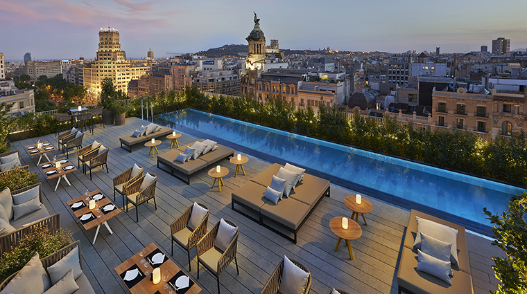 Get A Bird's-Eye View Of Barcelona