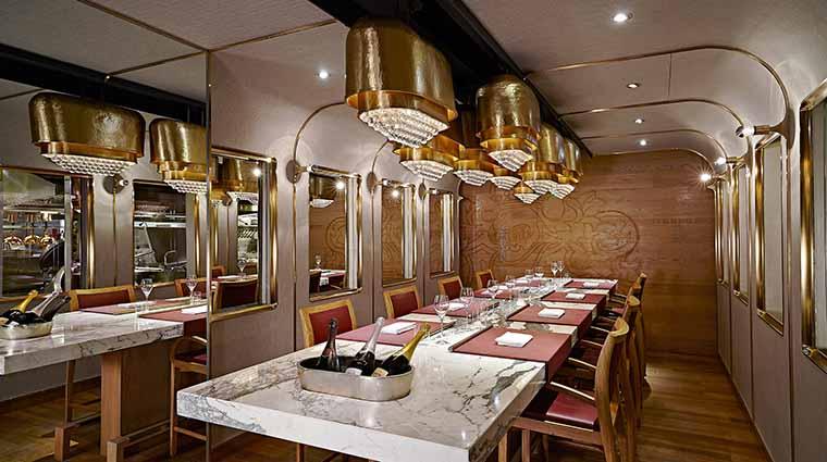 Property MandarinOrientalHongKong Restaurant Dining LongDiningTableKrugRoom CreditMandarinOrientalHotelGroup