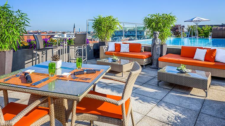 Property MandarinOrientalMunich Hotel Dining ChinaMoonRoofTerrace MandarinOrientalHotelGroup