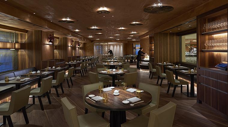 Property MandarinOrientalMunich Hotel Dining MatsuhisaDiningRoom MandarinOrientalHotelGroup