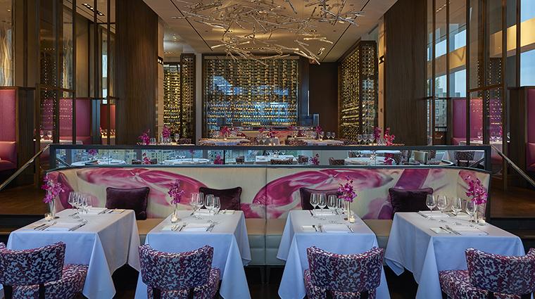 Property MandarinOrientalNewYork Hotel Dining AsiateInteriorDiningRoom MandarinOrientalHotelGroup