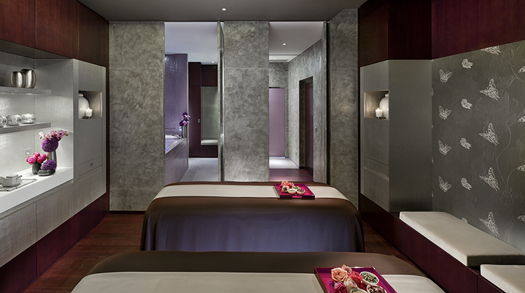 Property MandarinOrientalParis Hotel Spa CouplesTreatmentSuite MandarinOrientalHotelGroup