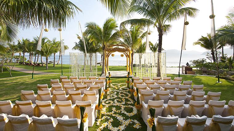 Property MandarinOrientalSanya Hotel PublicSpaces Wedding MandarinOrientalHotelGroup