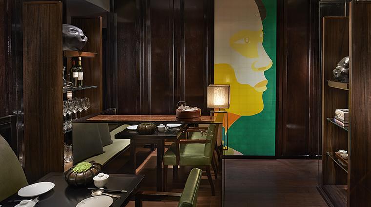 Property MandarinOrientalTaipei Hotel Dining YaGeCantoneseRestaurantBar MandarinOrientalHotelGroup