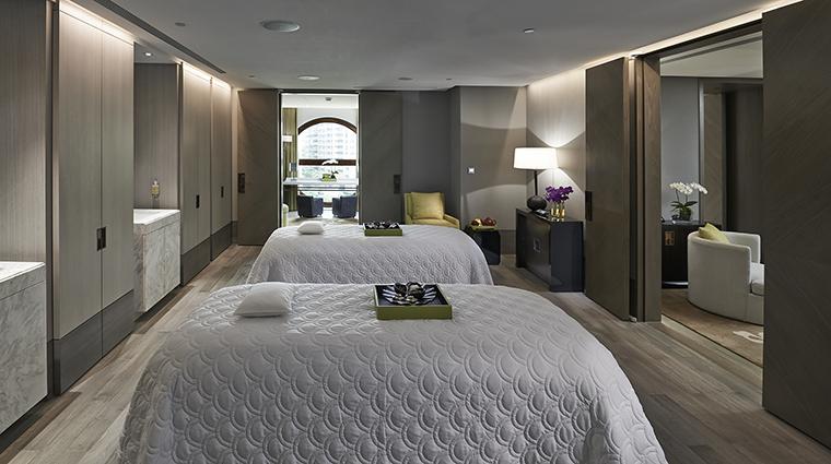 Property MandarinOrientalTaipei Hotel Spa SpaVIPSuite MandarinOrientalHotelGroup