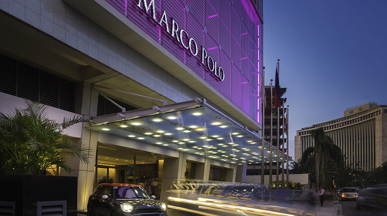 Property MarcoPoloOrtigas Hotel Exterior ExteriorEntrance MarcoPoloHotels