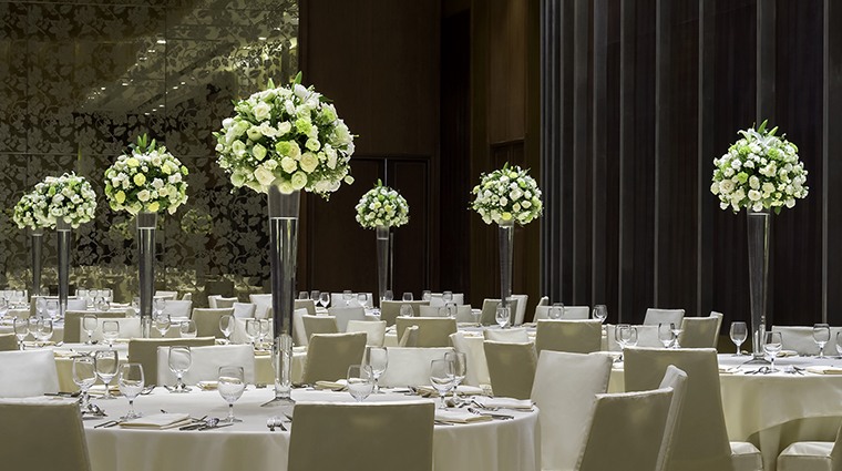 Property MarcoPoloOrtigas Hotel PublicSpaces Ballroom MarcoPoloHotels