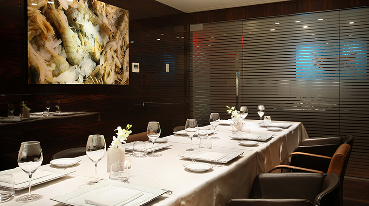 Property Marea Restaurant Dining PrivateDiningRoom AltamareaGroup