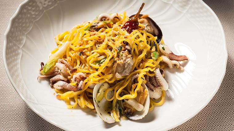 Property Marea Restaurant Dining Tagliolini AltamareaGroup