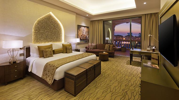 Property MarsaMalazKempinskiThePearlDoha Hotel GuestroomSuite DeluxeRoomPearlView KempinskiHotels