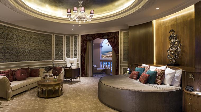 Property MarsaMalazKempinskiThePearlDoha Hotel GuestroomSuite RoyalSuite KempinskiHotels