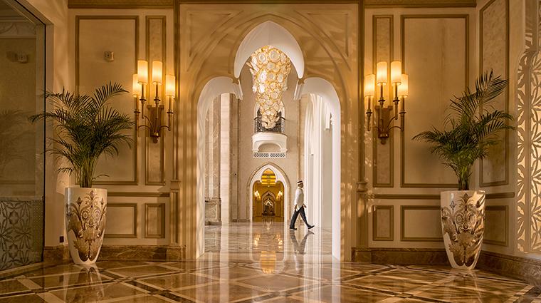 Property MarsaMalazKempinskiThePearlDoha Hotel PublicSpaces LobbyCorridor KempinskiHotels