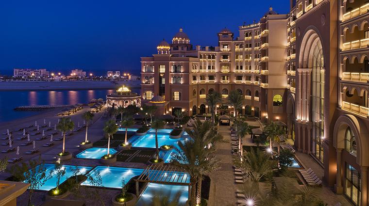 Property MarsaMalazKempinskiThePearlDoha Hotel PublicSpaces PoolView KempinskiHotels