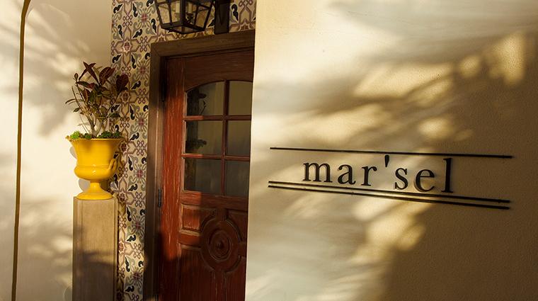 Property MarselRestaurant Restaurant ExteriorEntrance2 DestinationHotels