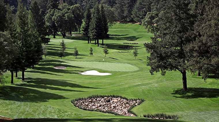 Property MeadowoodNapaValley Hotel PublicSpaces GolfCourse3 MeadowoodNapaValley