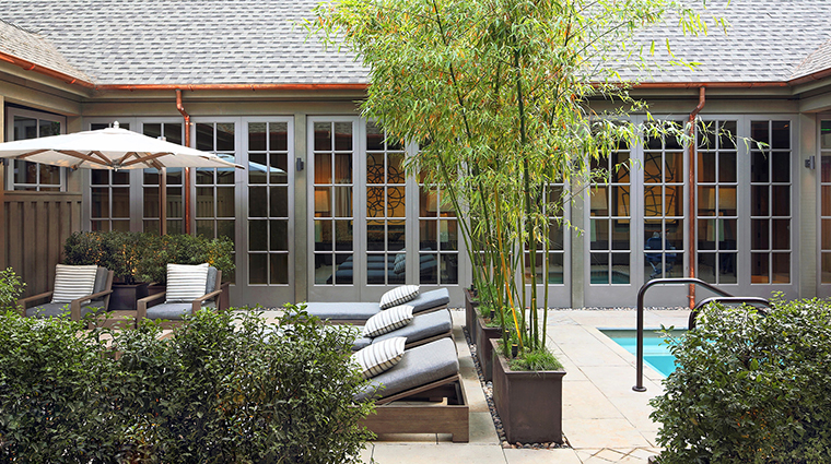Property MeadowoodNapaValley Hotel Spa RelaxationGarden MeadowoodNapaValley