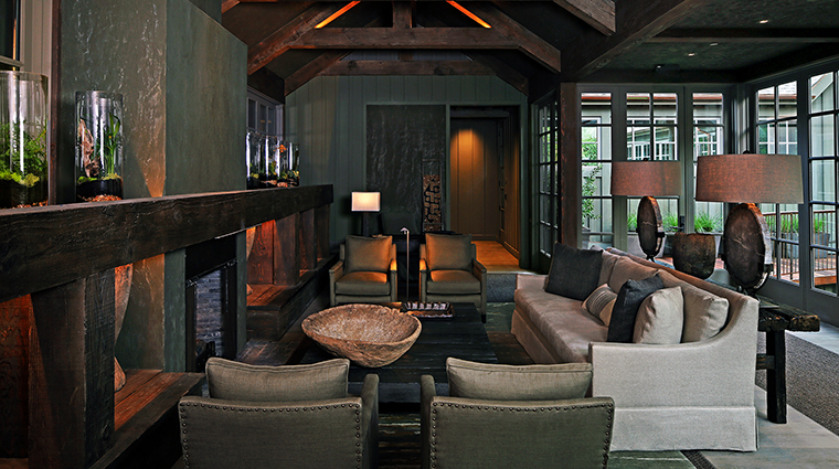Property MeadowoodSpa Spa ReceptionArea MeadowoodNapaValley