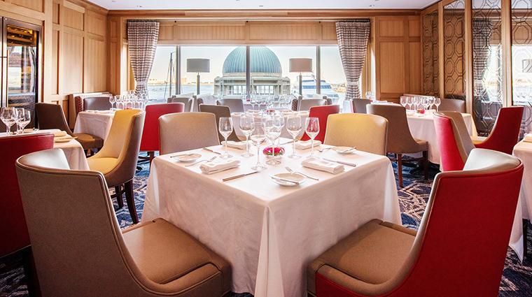 Property Meritage Restaurant Dining DiningRoom BostonHarborHotel