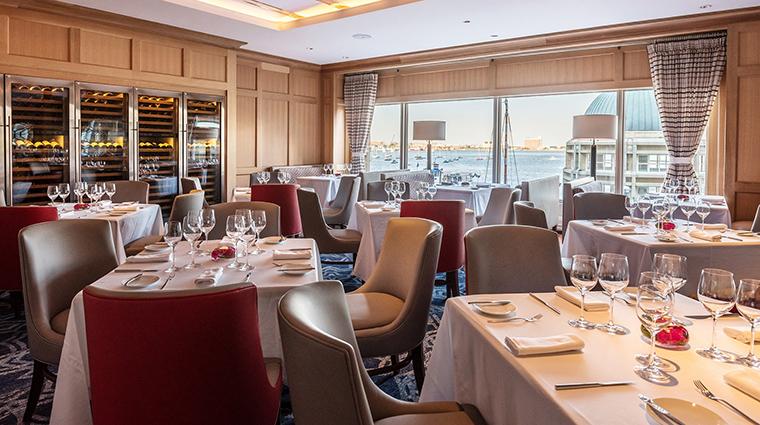Property Meritage Restaurant Dining DiningRoom2 BostonHarborHotel