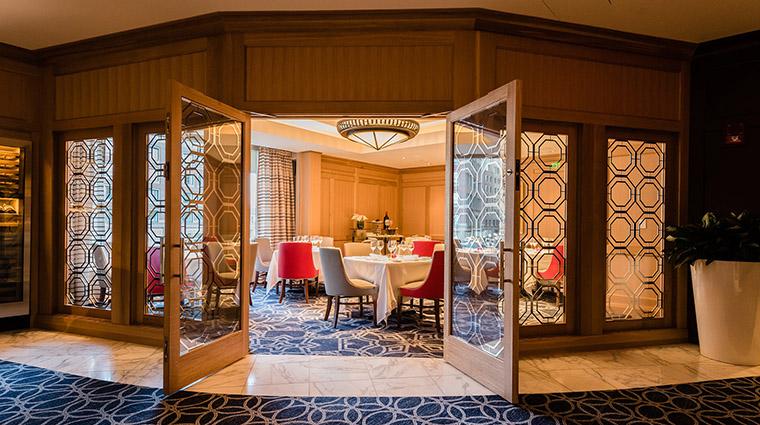 Property Meritage Restaurant Dining PrivateDiningRoom BostonHarborHotel
