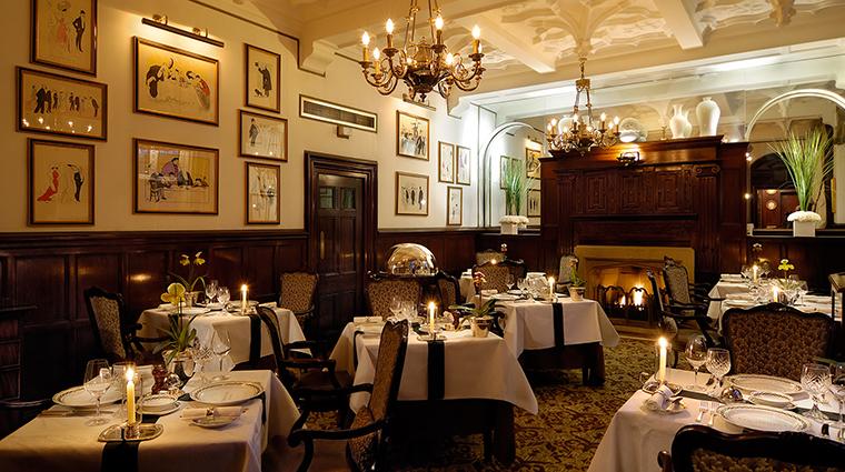 Property MilestoneHotel Hotel Dining ChenestonsRestaurant RedCarnationHotels