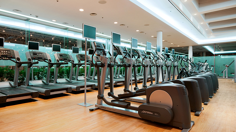 Property MillenniumSeoulHilton Hotel Spa ExecutiveHealthClub HiltonWorldwide