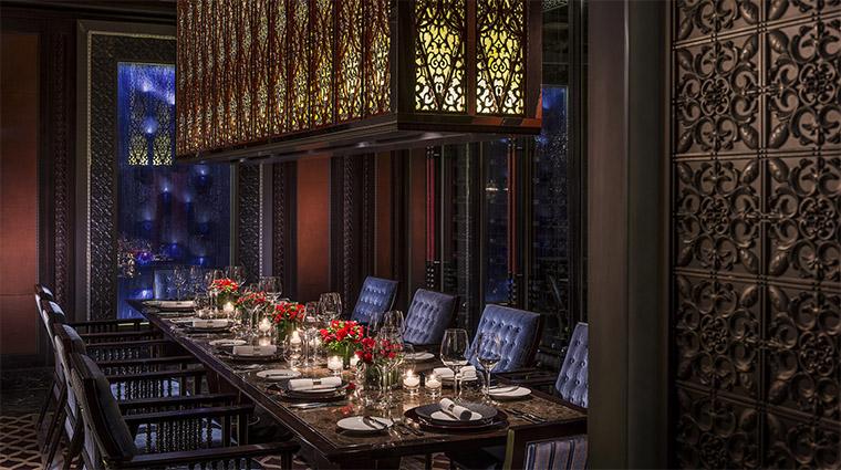 Property Mio 4 Restaurant Style PrivateDiningRoom CreditFourSeasons