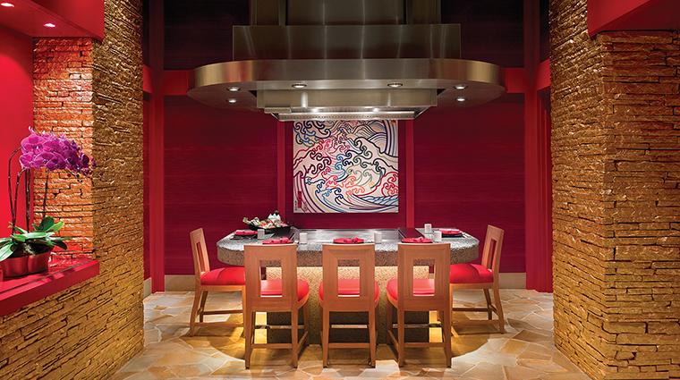 Property Mizumi Restaurant Dining Teppanyaki BarbaraKraft