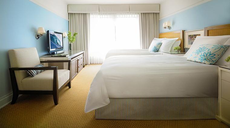Property MontageKapaluaBay Hotel GuestroomSuite SuiteGuestBedroom MontageHotelsandResortsLLC