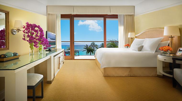 Property MontageKapaluaBay Hotel GuestroomSuite SuiteMasterBedroom MontageHotelsandResortsLLC