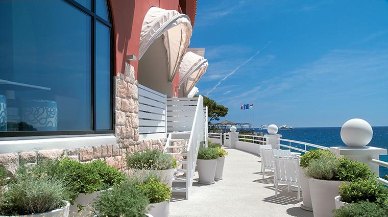 Property MonteCarloBeach Hotel PublicSpaces Terrace SBMGroup