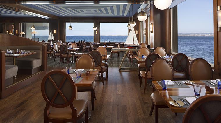 Property MontereyPlazaHotel&Spa Hotel Dining SchoonersCoastalKitchen&BarDiningRoom WoodsideHotels