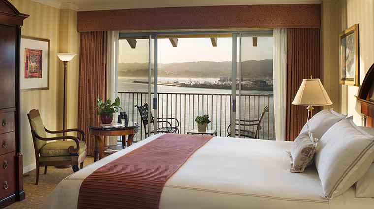 Property MontereyPlazaHotel&Spa Hotel GuestroomSuite HarborViewGuestroom WoodsideHotels