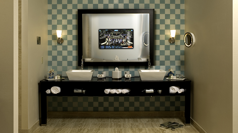 Property MotorCityCasinoHotel Hotel GuestroomSuite PresidentialSuiteBathroom DetroitEntertainmentLLC