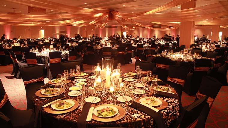 Property MotorCityCasinoHotel Hotel PublicSpaces Ballroom DetroitEntertainmentLLC