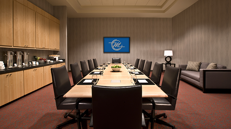 Property MotorCityCasinoHotel Hotel PublicSpaces Boardroom DetroitEntertainmentLLC